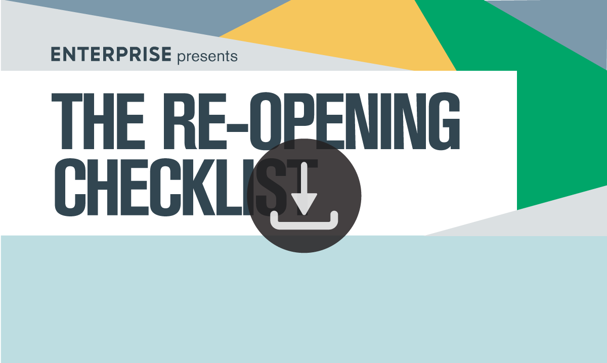 Download/View The Re-opening Checklist