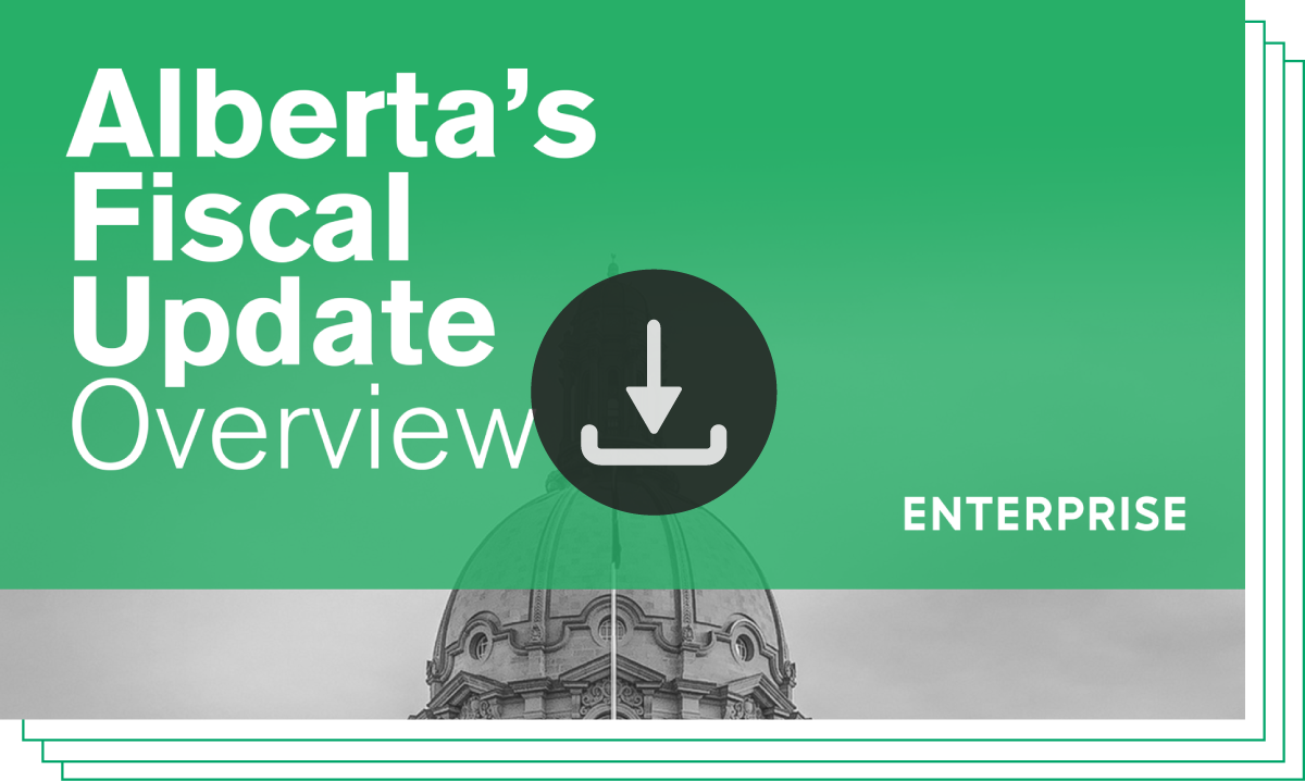 Download/View Alberta's Fiscal Update