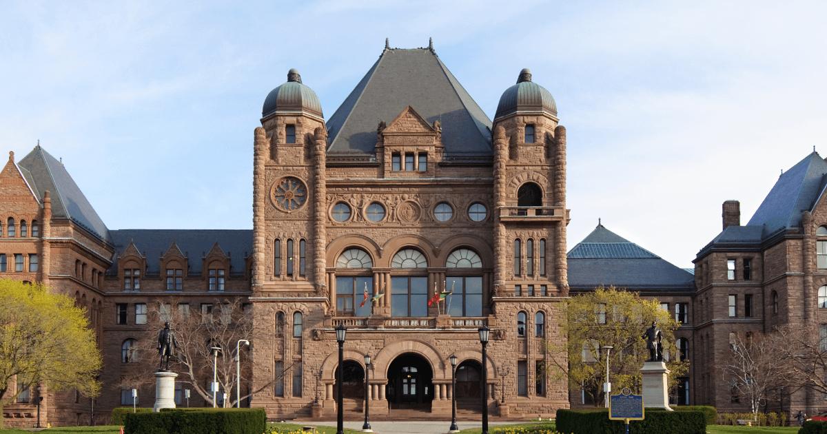 Ontario Budget 2021