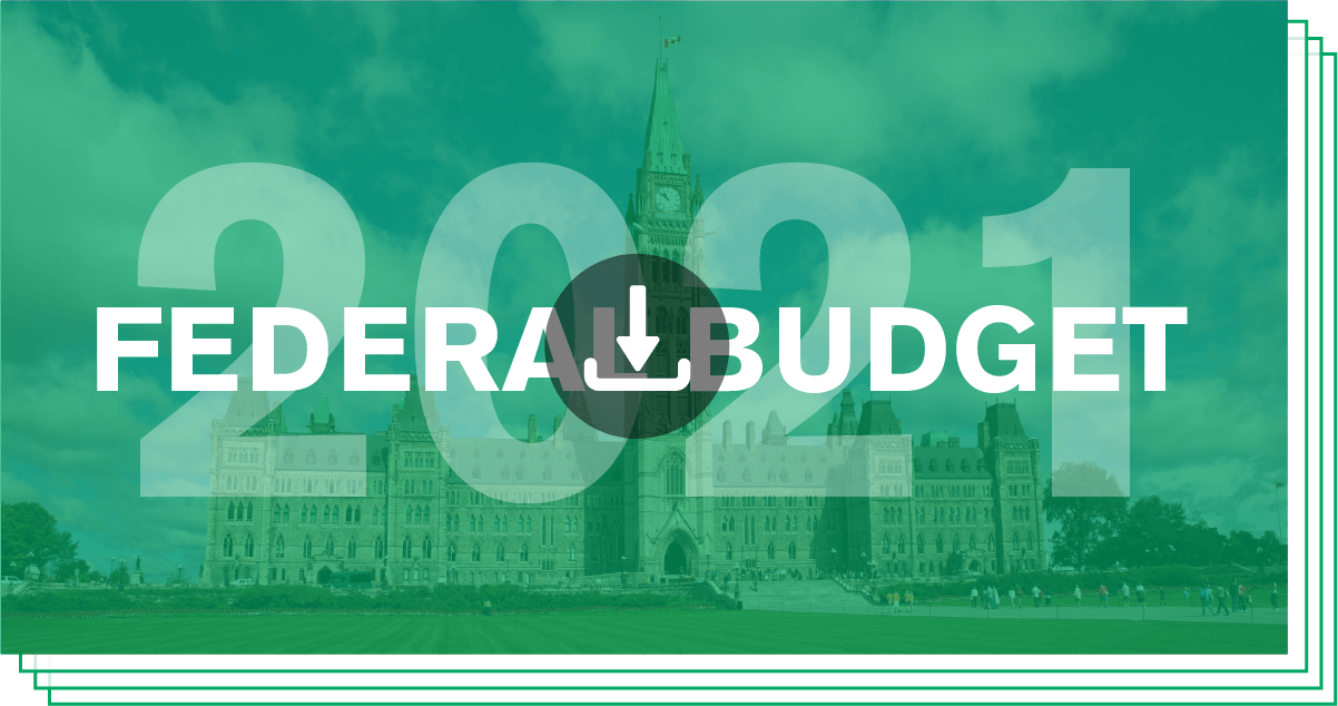 Download/View Federal Budget 2021